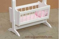 Tempat Tidur Bayi Ayunan