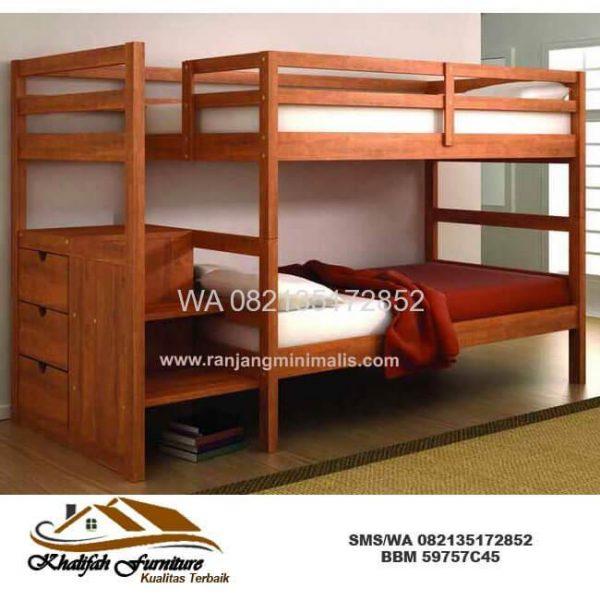 Harga Tempat Tidur Tingkat Murah