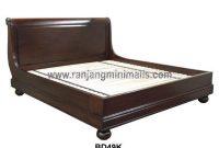 tempat tidur minimalis
