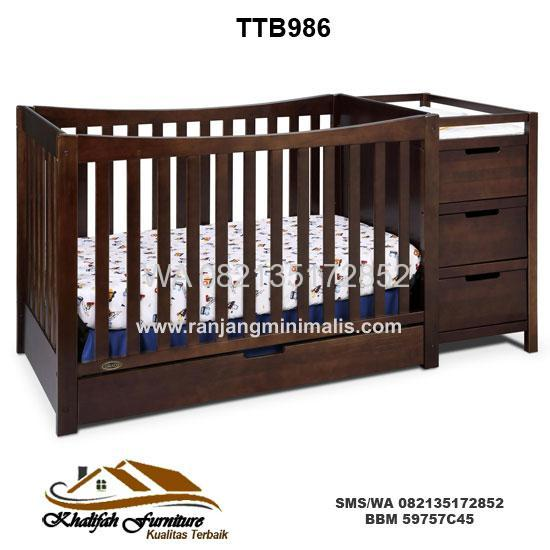 Jual Baby Box Produk CV. Khalifah Furniture