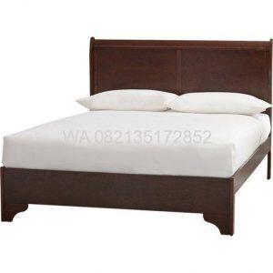 Tempat Tidur Single Minimalis