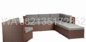 Sofa Rotan Modern KRJ-04