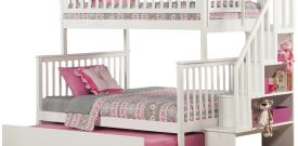 Tempat Tidur Tingkat Anak Perempuan TTM-11