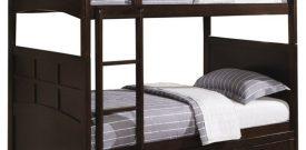 Tempat Tidur Tingkat Kayu TTM-06
