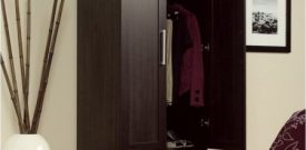 Lemari Pakaian Modern 2 Pintu