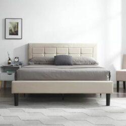 Tempat Tidur Kayu Gaya Minimalis Modern
