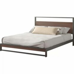 Tempat Tidur Dari Kayu Model Minimalis