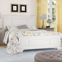 Tempat Tidur Minimalis Warna Putih Duco
