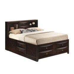 Tempat Tidur Berlaci Minimalis Modern